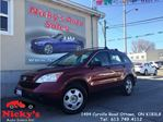 2008 Honda CR-V LX, 4WD, REMOTE STARTER, LOADED! ACCIDENT FREE! $0 DOWN $203 BI-WEEKLY! in Ottawa, Ontario