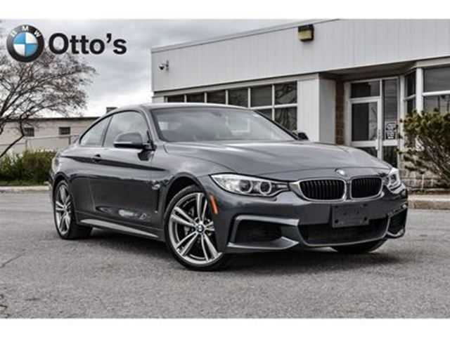 2014 BMW 435i xDrive Coupe in Ottawa, Ontario