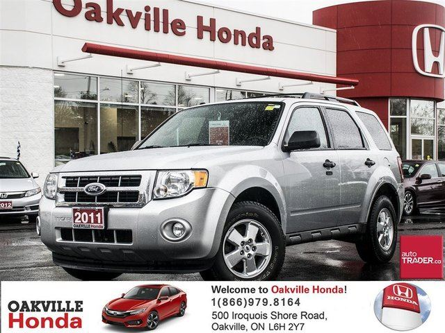 2011 Ford Escape XLT 4D Utility 2WD in Oakville, Ontario