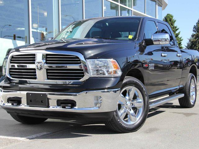 2015 DODGE RAM 1500 SLT in Kamloops, British Columbia