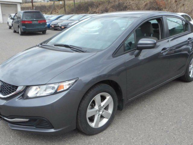 2014 HONDA CIVIC LX in Williams Lake, British Columbia