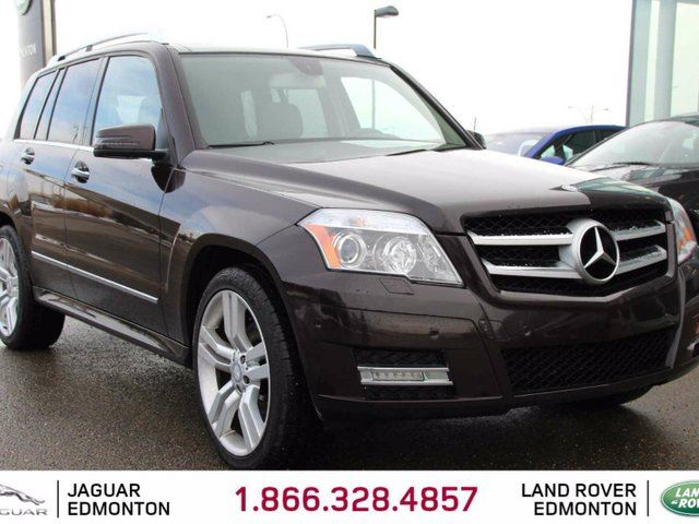 2011 MERCEDES-BENZ GLK-CLASS GLK350 4MATIC - Local Edmonton Trade In | No Accidents | 3M Protection Applied | Heated Leather Seats | Navigation | Back Up Camera | Parking Sensors | Memory Seats | Power Sunroof with Rear Skylight | Dual Zone Climate Control with AC | Bluetooth |  in Edmonton, Alberta