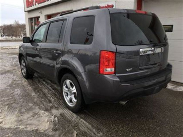 2014 honda pilot ex l winnipeg manitoba car for sale 2753227. Black Bedroom Furniture Sets. Home Design Ideas