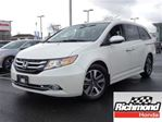 2016 Honda Odyssey Touring! Honda Certified Extended Warranty to 120 in Richmond, British Columbia