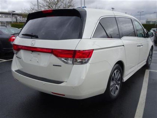 2016 honda odyssey touring honda certified extended warranty to 120 richmond british. Black Bedroom Furniture Sets. Home Design Ideas