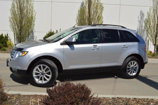 2010 Ford Edge SEL 4dr All-wheel Drive in Kamloops, British Columbia