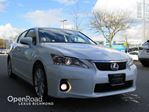 2013 Lexus CT 200h Touring in Richmond, British Columbia