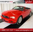 2012 Ford Mustang V6 Premium in Winnipeg, Manitoba
