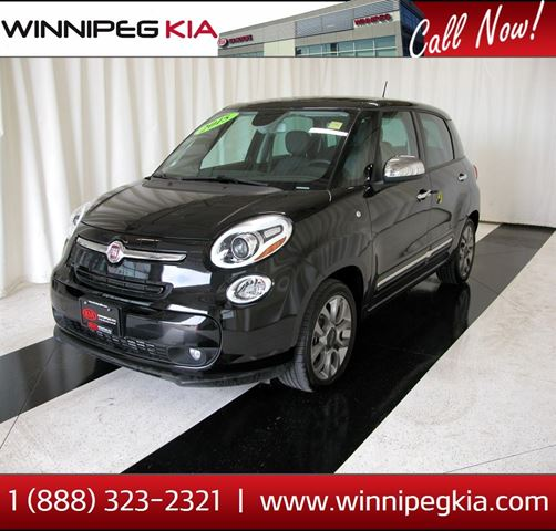 2015 FIAT 500L Lounge in Winnipeg, Manitoba
