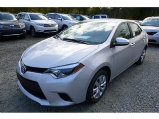2014 Toyota Corolla LE CVT w/ Excess Wear Protection !! in Mississauga, Ontario