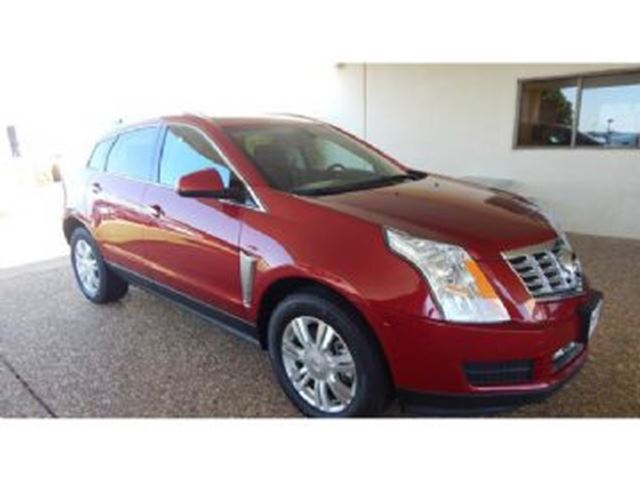 2015 CADILLAC SRX Luxury Collection All Wheel Drive in Mississauga, Ontario