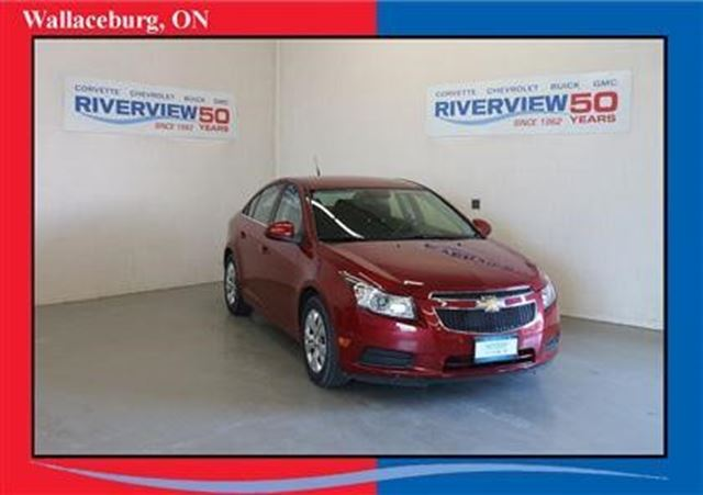 2013 Chevrolet Cruze LT Turbo in Wallaceburg, Ontario