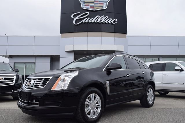 2015 CADILLAC SRX Base in Kelowna, British Columbia