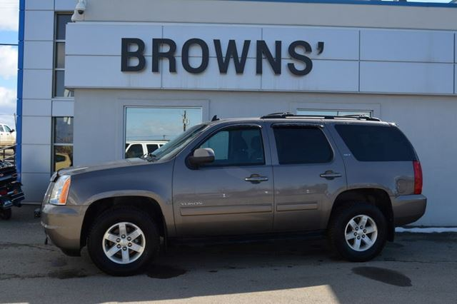 2014 GMC YUKON SLT in Dawson Creek, British Columbia