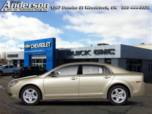 2010 Chevrolet Malibu LT Platinum Edition  - Low Mileage in Woodstock, Ontario