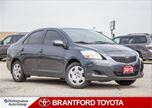 2012 Toyota Yaris Automatic, Trade In, Certified, Power Windows in Brantford, Ontario