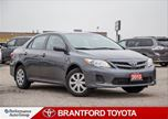 2013 Toyota Corolla CE, Power Sunroof, Heated Seats, Off Lease in Brantford, Ontario