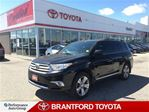 2012 Toyota Highlander V6, Leather, Sunroof, Back Up Camera, Tow Package in Brantford, Ontario