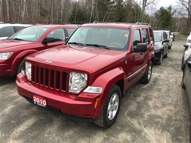 2010 Jeep Liberty Sport in Huntsville, Ontario