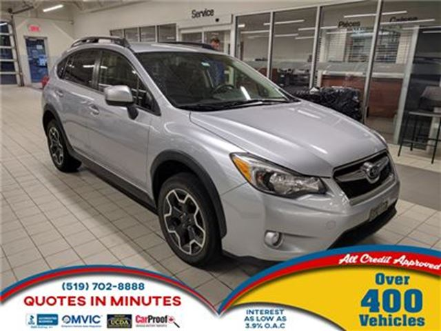 2014 SUBARU XV CROSSTREK TOURING   HEATED SEATS   ALLOYS   KEYLESS ENTRY in London, Ontario