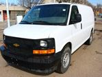 2017 Chevrolet Express CARGO VAN LOW KM FINANCE AVAILABLE in Edmonton, Alberta