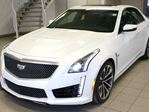 2016 Cadillac CTS V LOADED SUPERCHARGED LIKE NEW KM FINANCE AVAILABLE in Edmonton, Alberta