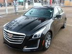 2016 Cadillac CTS AWD BLACK ON BLACK FINANCE AVAILABLE in Edmonton, Alberta
