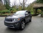 2016 Jeep Grand Cherokee Limited in Surrey, British Columbia