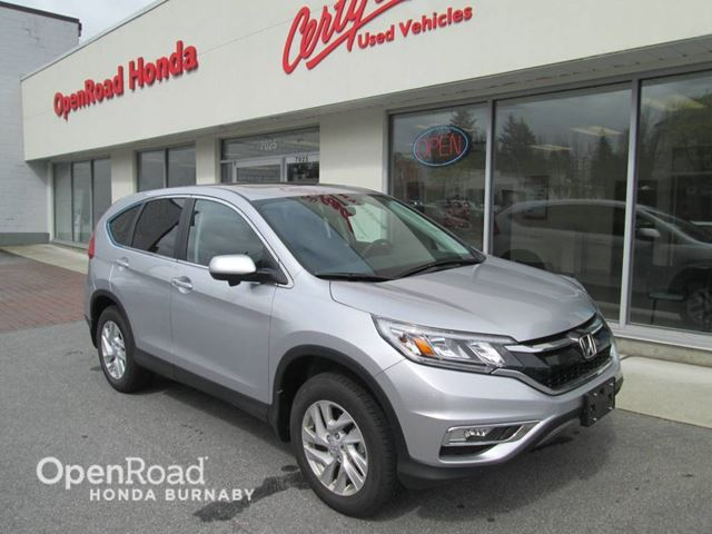 2016 Honda CR-V EX in Burnaby, British Columbia