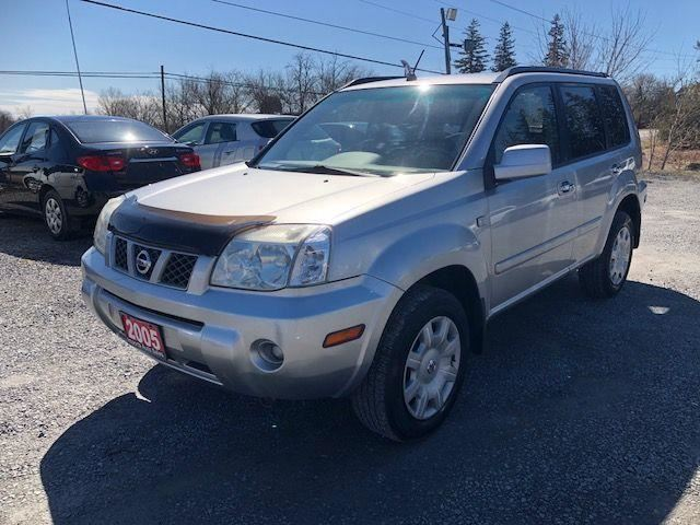2005 Nissan X-Trail XE AWD in Newmarket, Ontario