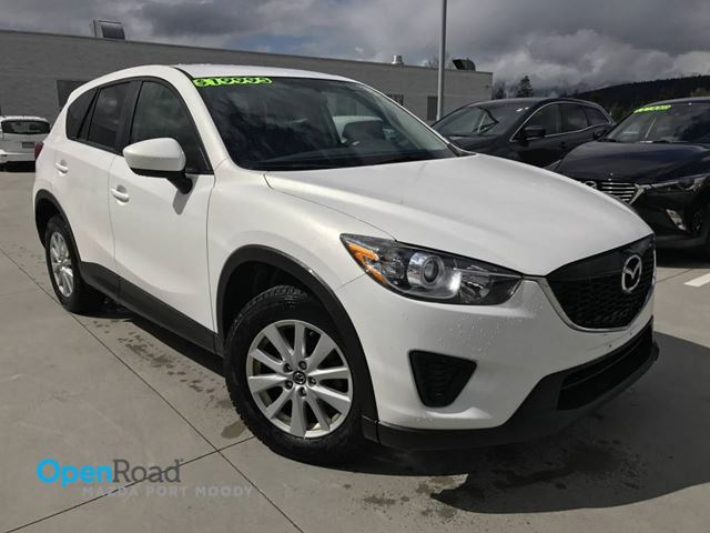 2014 MAZDA CX-5 GX A/T Local One Owner Bluetooth Cruise Control in Port Moody, British Columbia