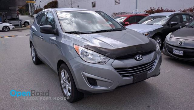 2011 HYUNDAI TUCSON GL A/T No Accident One Owner  Local Bluetooth C in Port Moody, British Columbia