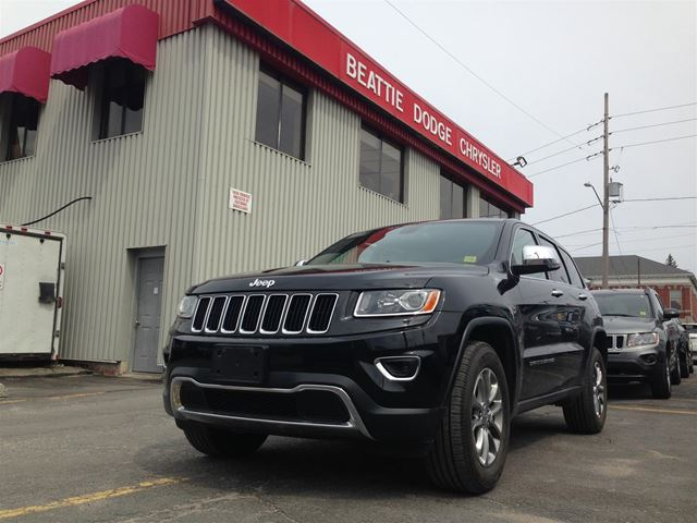 2014 Jeep Grand Cherokee Limited in Brockville, Ontario