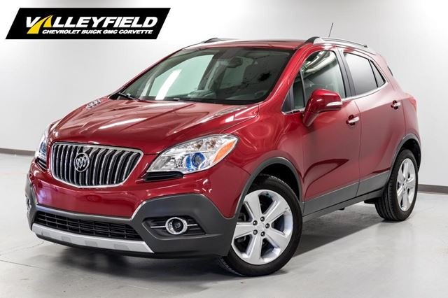 2015 Buick Encore Leather in Salaberry-De-Valleyfield, Quebec