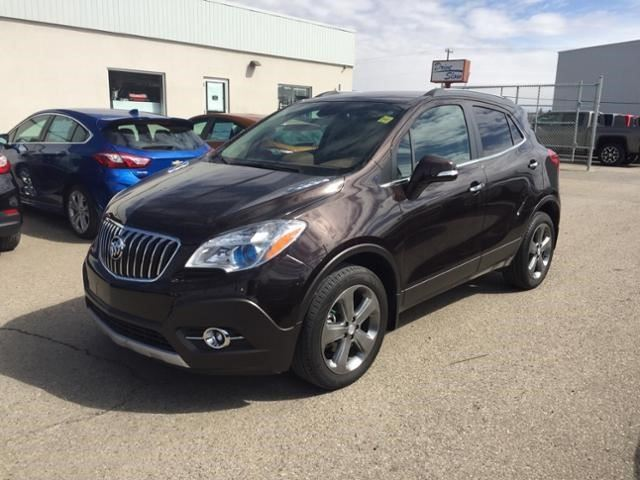 2014 BUICK ENCORE Leather in Airdrie, Alberta