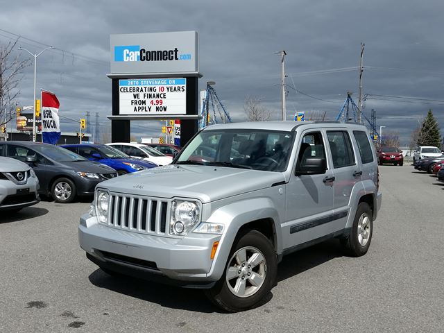 2011 Jeep Liberty ONLY $19 DOWN $63/WKLY!! in Ottawa, Ontario