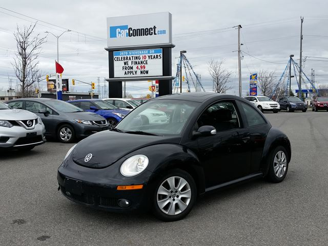 2010 Volkswagen New Beetle  ONLY $19 DOWN $54/WKLY!! in Ottawa, Ontario