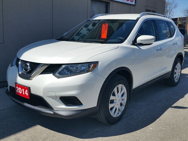 2014 nissan rogue s 1 owner accident free hamilton ontario car for sale 2754217. Black Bedroom Furniture Sets. Home Design Ideas