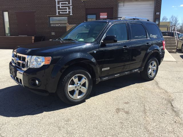 2008 Ford Escape Limited in Oakville, Ontario