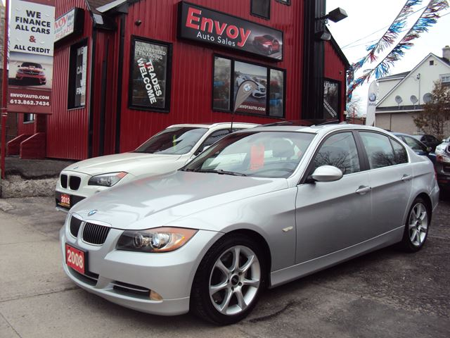2008 BMW 3 Series 335I LOW KMS!!LIKE BRAND-NEW!!MUST SEE!! in Ottawa, Ontario