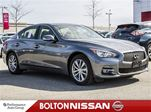 2016 Infiniti Q50 2.0 Turbo Conv Leather NAVI AWD Bluetooth in Bolton, Ontario