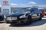 2012 Nissan Maxima 3.5 SV leather moon roof and winter tires in Georgetown, Ontario