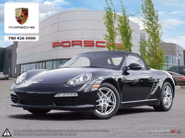 2011 PORSCHE BOXSTER Certified Pre-owned   Manual   LOW KMS! in Edmonton, Alberta