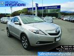 2013 Acura ZDX TECH 4dr All-wheel Drive in Kelowna, British Columbia