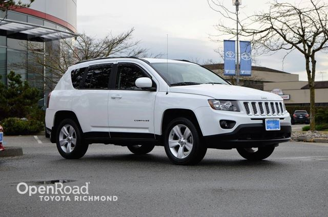 used 2014 jeep compass north richmond. Black Bedroom Furniture Sets. Home Design Ideas