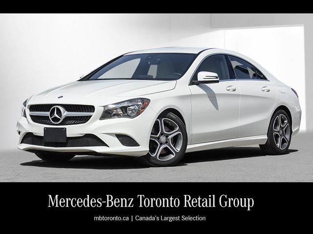 2016 Mercedes-Benz CLA250 4MATIC Coupe in Maple, Ontario