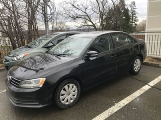 2016 Volkswagen Jetta  Trendline w/ Excess Wear and Tear Protect ($10,000 Coverage) in Mississauga, Ontario