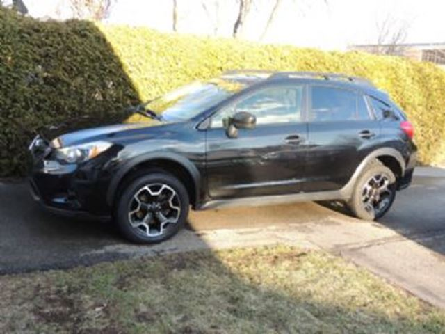 2015 Subaru XV Crosstrek Touring CVT, Excess Wear and Tear protection !! in Mississauga, Ontario