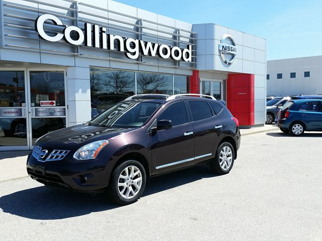 2013 Nissan Rogue SL AWD *LOCAL TRADE* in Collingwood, Ontario