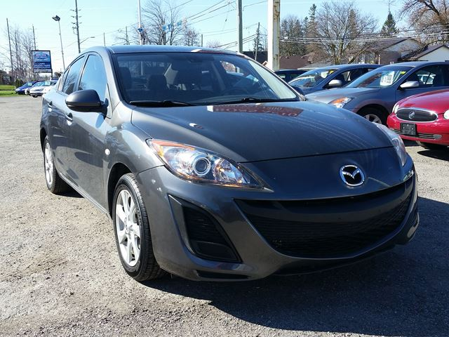 used 2010 mazda mazda3 gs oshawa. Black Bedroom Furniture Sets. Home Design Ideas